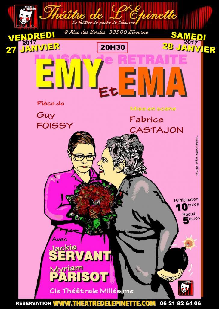 EMY EMA 27 28 JANVIER 2017