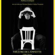 UNE OMBRE AU TABLEAU de Fabrice Castajon Au théâtre de l'épinette à libourne