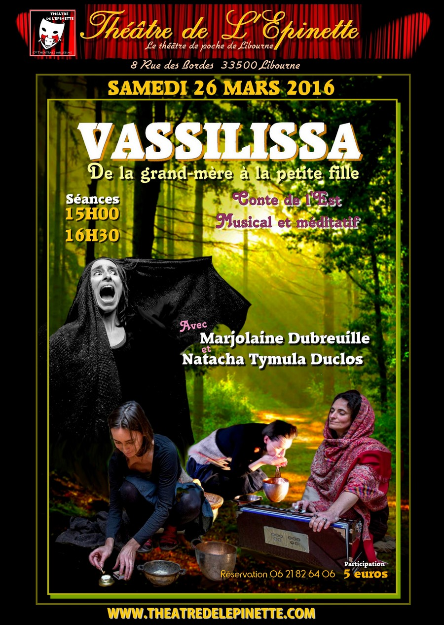 Vassilissa - 26 mars 2016