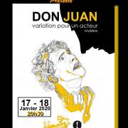 Don juan  17 - 18 janvier 2020