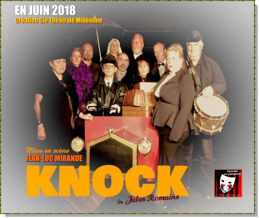Knock annonce juin 2018