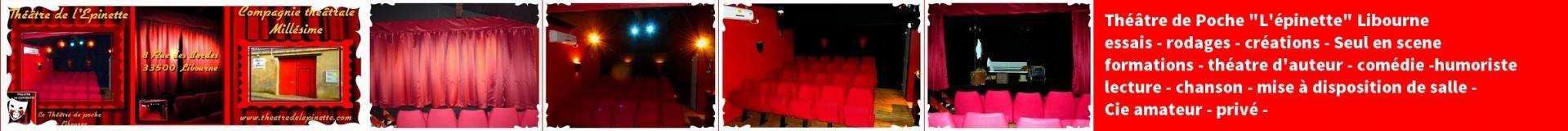 Le theatre de poche de libourne l epinette cie millesime