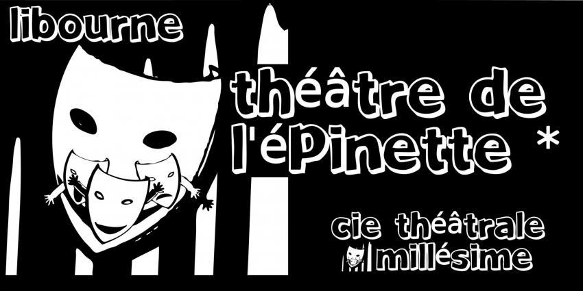 Logo sweat theatre epinette