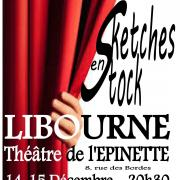Sketches en stock par theatr uc
